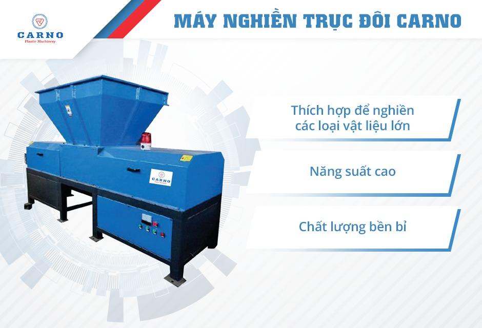 may-nghien-truc-doi-tai-carno-viet-nam