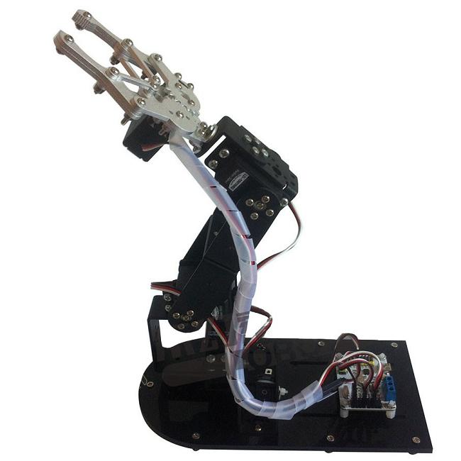 cánh tay robot 3 bậc