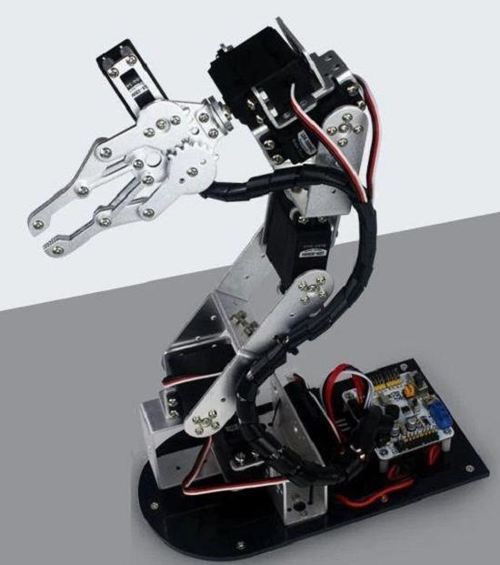 cánh tay robot 5 trục