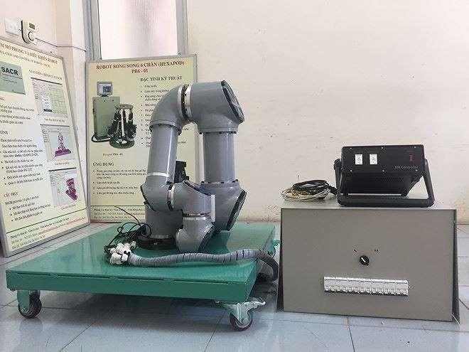 cánh tay robot 6 trục