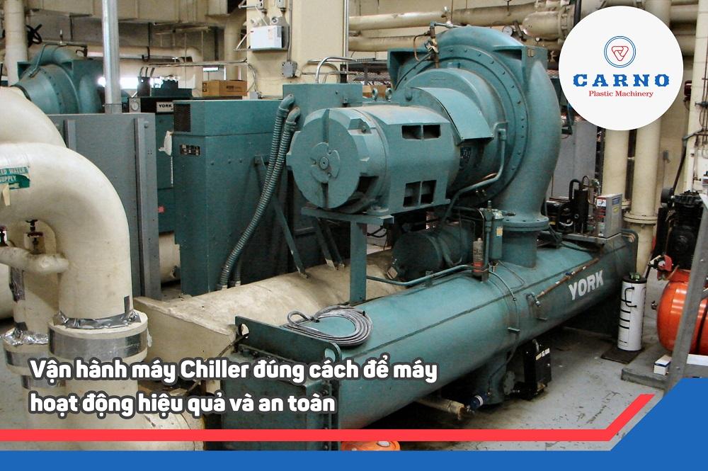 máy làm lạnh Chiller
