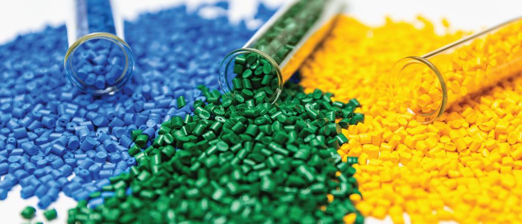 máy trộn nguyên liệu nhựa