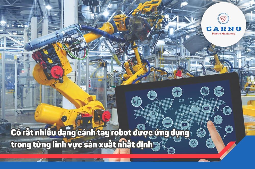 cánh tay robot