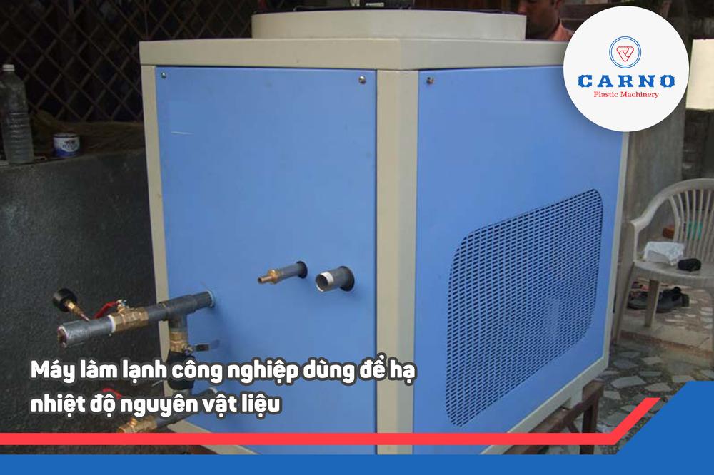 Máy làm lạnh nước công nghiệp