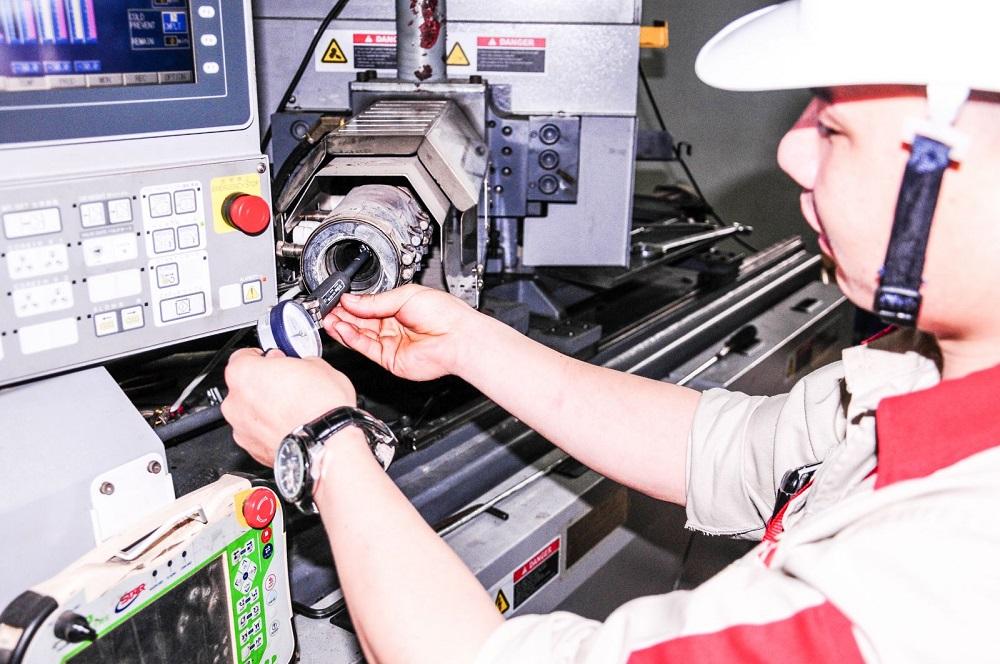 máy móc ngành nhựa