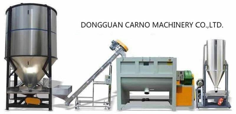 máy trộn nhựa công nghiệp
