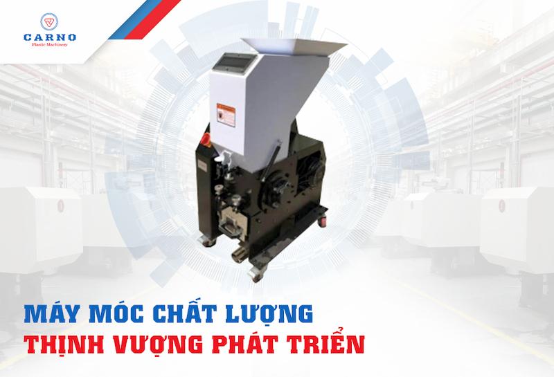carno-la-thuong-hieu-chuyen-cung-cap-may-nghien-nhua-phe-lieu-uy-tin-chat-luong-cao